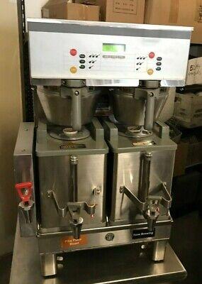 Bunn Commercial Coffee Brewer Dual Sh Dbc 208v Nice