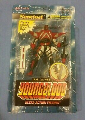 Youngblood Sentinel Action Figure MOC - $5.99