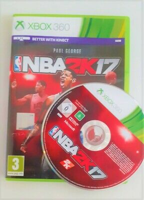 NBA2K17 Xbox 360 Edition - Perfect Condition! comprar usado  Enviando para Brazil