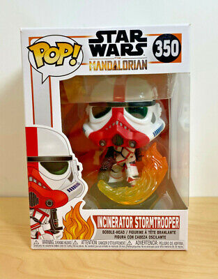 Funko Pop! #350 Star Wars Mandalorian - Incinerator Stormtrooper