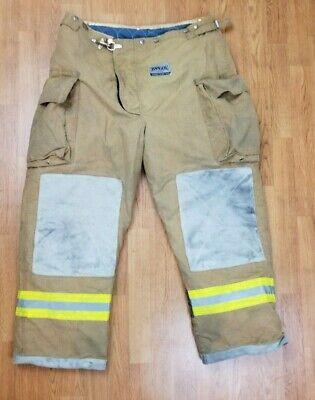 Morning Pride Ranger Firefighter Bunker Turnout Pants 42 X 30 10