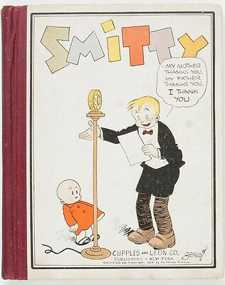 Smitty #1928 (Cupples & Leon, 1928) Condition: VG....