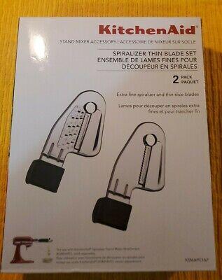 KitchenAid Spiralizer Thin Blade Set, KSMAPC1AP