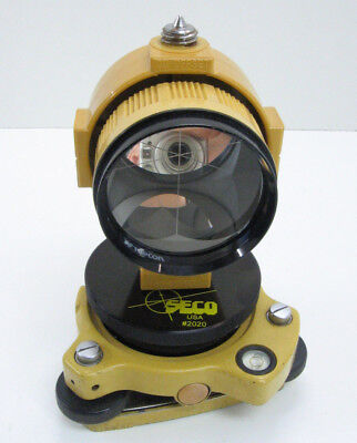 Topcon Backside System Including Rotating Adaptorprismtribrach Surveying Oem