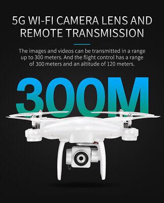 JJRC H68G 300m RC Drone WIFI Altitude Hold 1080P HD Camera FPV RTF Quadcopter