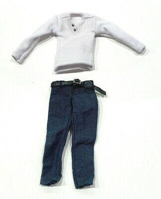 PB-JCCAS-SET: 1/12 Shirt and Pants for Mezco John Wick body (No figure)