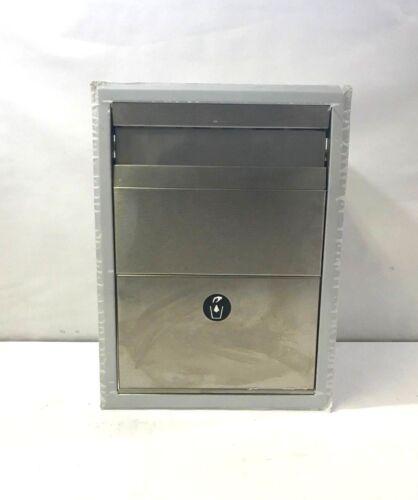 Bobrick B-528 Folded Paper Towel Dispenser 10-1/4 245-575 220-395