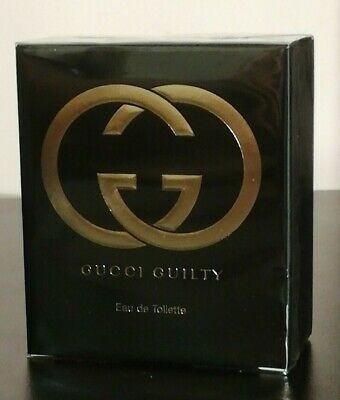 Gucci Guilty Eau De Toilette 50ml EDT Sealed