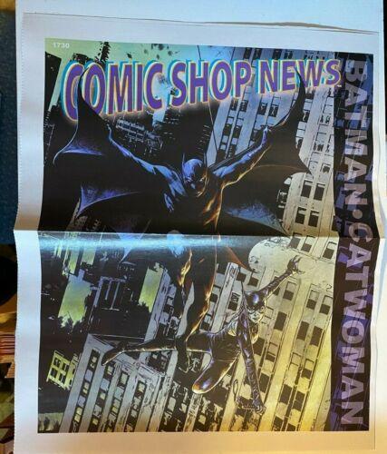 COMIC SHOP NEWS #1730 (2020) NM BATMAN - CATWOMAN, PROMO
