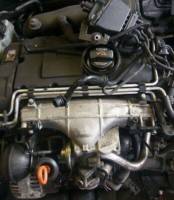 VW GOLF AUDI A3 140BHP 04/09 DIESEL 2.0 TDI  BKD ENGINE one month warranty