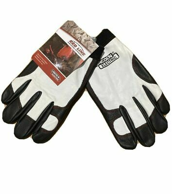 Lincoln Electric K2977-2xlxllms Full Leather Steel Worker Gloves