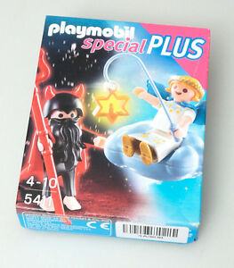 PRL-PLAYMOBIL-5411-SPECIAL-PLUS-ANGEL-DEVIL-TOY-COLLECTION-GIOCATTOLO-JOUET