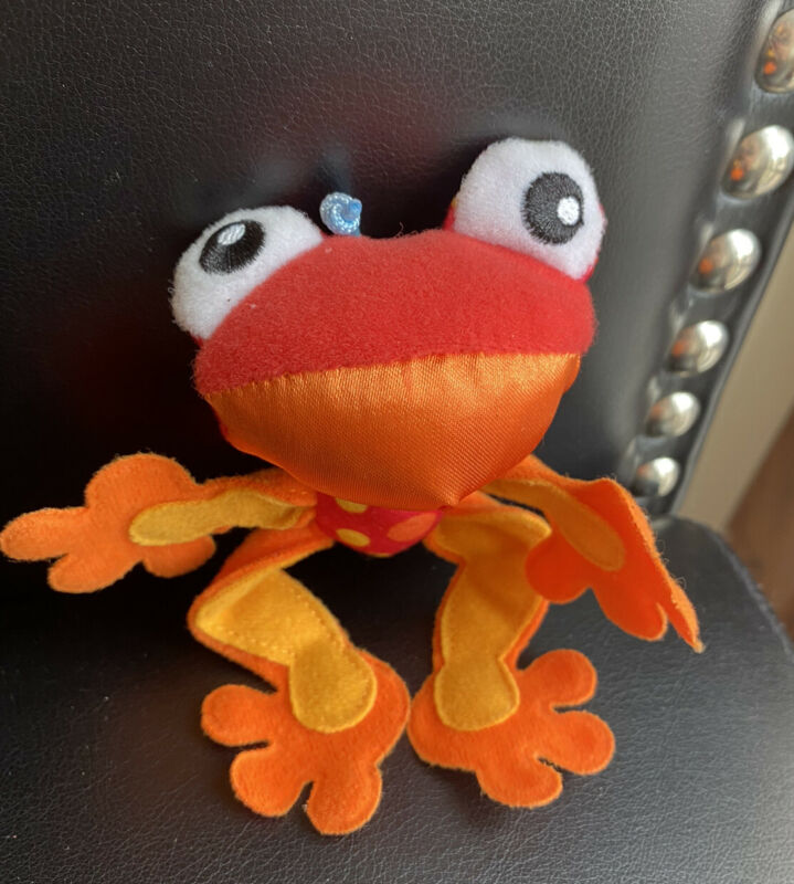 Fisher Price Rainforest Swing • Plush Mobile Toy Hanging FROG Replacement Part