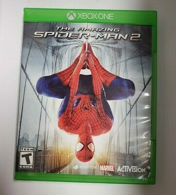 The Amazing Spider-Man 2 (Xbox One, 2014)
