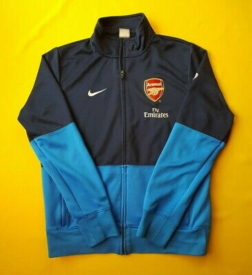 1c75b81c13f 4.8 5 Arsenal training jacket size medium soccer football Nike ig93