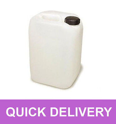 9 X 20 LITRE 20L 20000ML NEW PLASTIC BOTTLE JERRY CAN WATER CONTAINER CARRIER