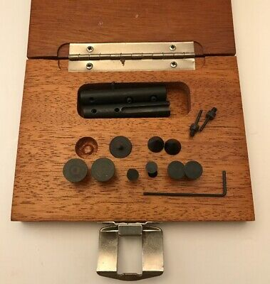 Brown Sharpe Dial Accessory Kit In Box Machinists Tools Looks Unused
