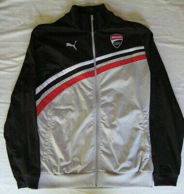 Ducati Corse Men's Puma Track Jacket, Size L