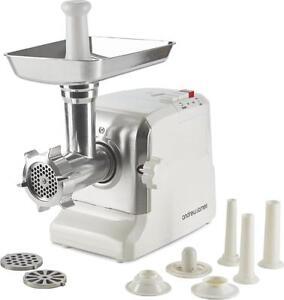 Andrew James Electric Meat Grinder Premium Mincer Sausage Kibbe Maker