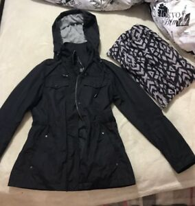 2 WOMENS COATS FOR SALE