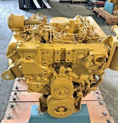 Cat 3208 Diesel Motor- Completely Remanufactured Model 3208 Na