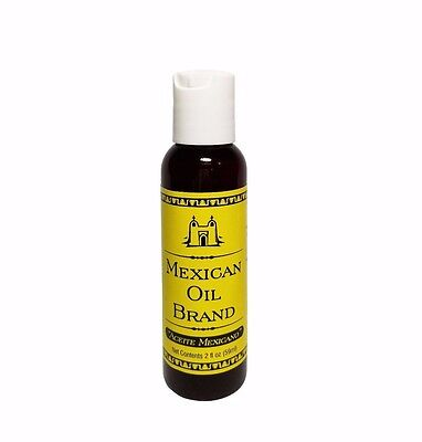 Mexican Oil Liniment Aceite Mexicano Arthritis Joint Muscle Aches   Pain 2Oz