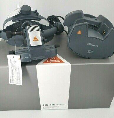 Heine Wireless Omega 500 Unplugged Binocular Indirect Ophthalmoscope - New