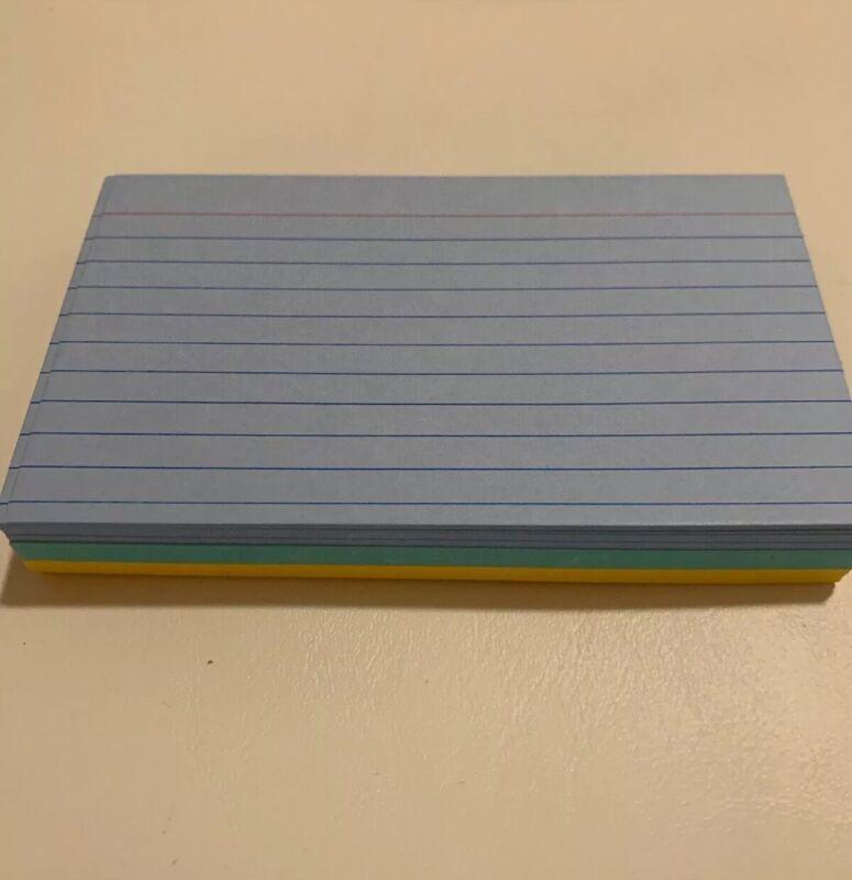 notes Card set ( 3 Pack )
