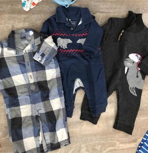 Lot vêtements garçon 12 mois (28 morceaux)