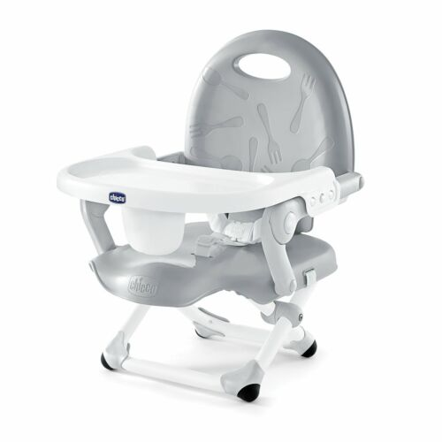 Chicco Pocket Snack Booster Seat, Feeding Tray and a Play Table