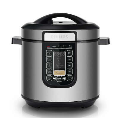 PHILIPS Viva Collection Multicooker All-in-one Pentola Elettrica HD2137/78