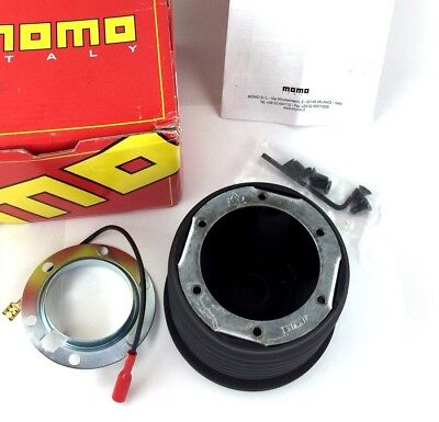 NEW Genuine Momo steering wheel hub boss kit MC2401 Jeep Wrangler (With airbag) comprar usado  Enviando para Brazil