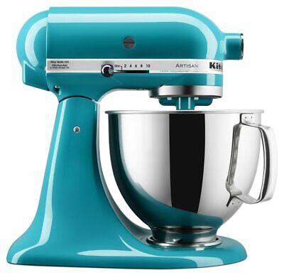 *New* KitchenAid Artisan Series 5 Quart Stand Mixer KSM150PSON - Ocean Drive