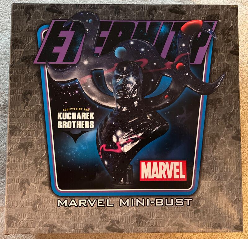Bowen ETERNTY Bust Statue Avengers X-Men Spiderman Eternals Marvel 168/350