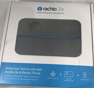 Rachio 8ZULWC-Lite R3e Generation: Smart, 8 Zone Sprinkler Controller. Read