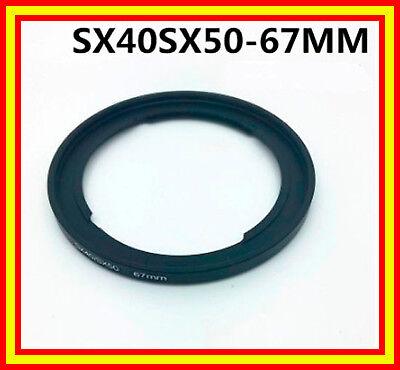 ADAPTADOR PARA CAMARA Canon PowerShot SX30IS SX40 SX50 SX60 SX70 SX530 SX540...