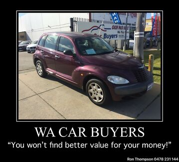 2001 CHRYSLER PT CRUISER CLASSIC 5 SPD MANUAL WAGON ( TRENDY! ) Wangara Wanneroo Area Preview
