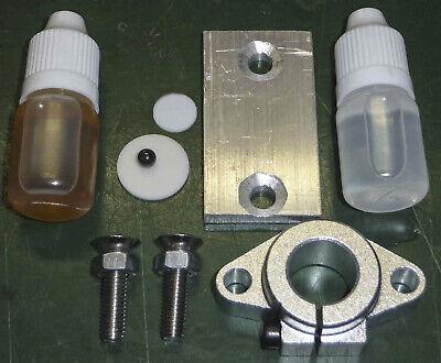 Main Bearing Mod Kit for the Goldring Lenco GL75 etc single platter...