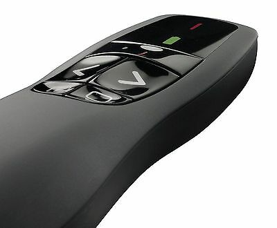 Black 2.4Ghz for Logitech Wireless Presenter R400 with Red Laser Pointer Pen KP online kaufen