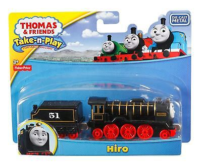 Thomas & Friends Fisher Price Take N Play Hiro Toys Games