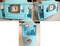 ,tram, Orologio Da Tavolo. Anche Per Collezionisti. Perfetta Miniatura -  - ebay.it