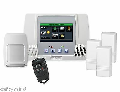 Brand new Honeywell Lynx Touch L5100 wireless alarm system for Home,(KIT + Wifi)