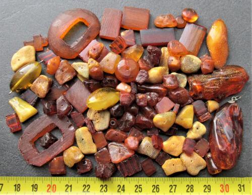 Natural Genuine Baltic Amber 63g.