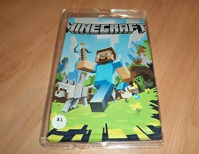 Camiseta Minecraft, producto oficial, talla XL. a estrenar