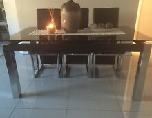 Large modern extension table Hinchinbrook Liverpool Area Preview