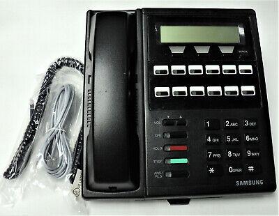 Black 25 Ft Samsung Handset Cord iDCS 8D 18D 28D Falcon DCS 12B 24B LCD Phone