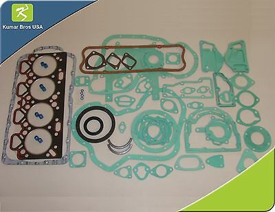 New Perkins A4236  Complete Gasket WITH ALL Seals