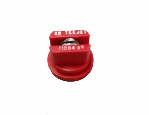 XR TeeJet Extended Range Flat Spray Tips XR11004VS