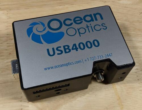 Ocean Optics USB4000 VIS-NIR (346-1047nm) USB Fiber Optic Spectrometer