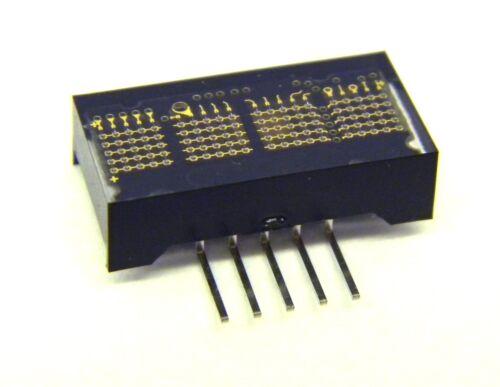OSRAM SCDQ5542Q 4 Digit LED Intelligent Display 3.4mm Super-Red 5x5 w/ CMOS